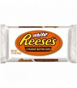 Reese`s White Peanut Butter 2 cups 42g