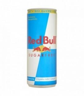 Red Bull napój bez cukru puszka 250ml