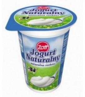 Zott jogurt naturalny 180g