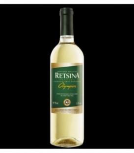 Retsina wino białe wytrawne 0,75l