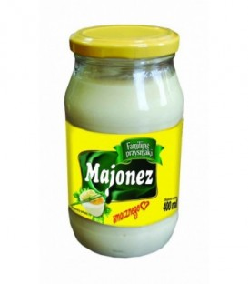 Familijne Przysmaki majonez 70% 400ml