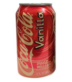Coca cola waniliowa 330ml