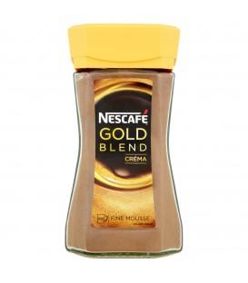 Nescafé Gold Blend Crema Kawa rozpuszczalna 200 g