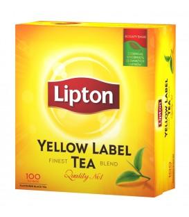 Lipton Yellow Label herbata ekspresowa 100szt