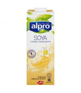 Alpro Soya Napój sojowy o smaku waniliowym 1 l