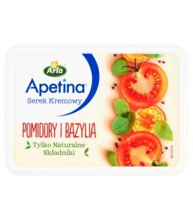 Apetina Serek kremowy pomidory i bazylia 125 g