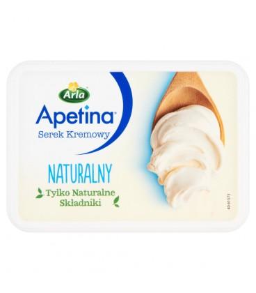 Apetina Serek kremowy naturalny 125 g