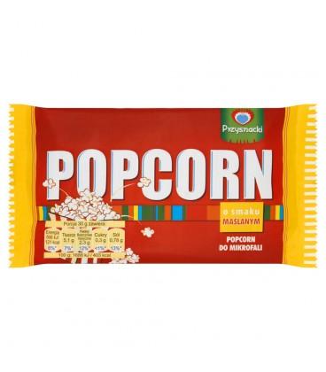 Przysnacki Popcorn o smaku maślanym do mikrofali 100 g