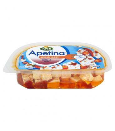 Apetina z chili Ser typu śródziemnomorskiego w zalewie olejowej 100 g