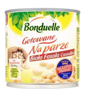 Bonduelle Gotowane na parze Biała Fasola Cannellini 310 g