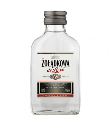 Żołądkowa Gorzka de Luxe Wódka 100 ml