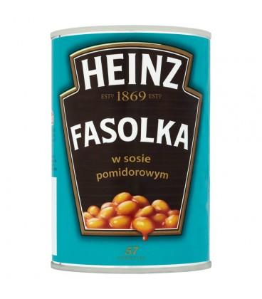 Heinz Fasolka w sosie pomidorowym 415 g