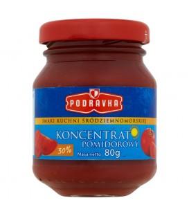 Podravka Koncentrat pomidorowy 30% 80 g