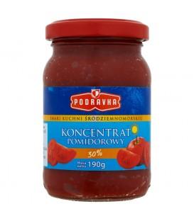 Podravka Koncentrat pomidorowy 30% 190 g
