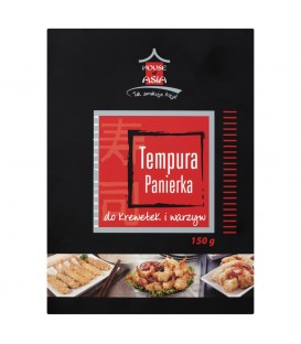 House of Asia Tempura panierka do krewetek i warzyw 150 g
