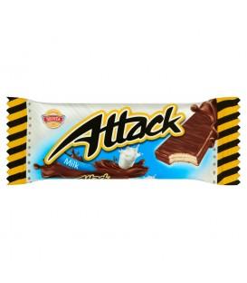 ATTACK mleczny   28 x 30 g