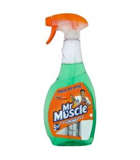MR MUSCLE do szyb zielony - rozpylacz   500 ml