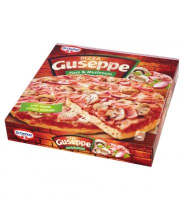 Dr. Oetker Guseppe Pizza z szynką i pieczarkami 425 g