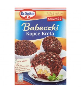 Dr. Oetker Babeczki Kopce Kreta 264 g