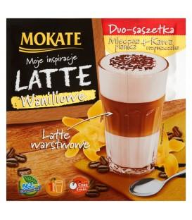 Mokate Moje Inspiracje Latte waniliowe 22 g