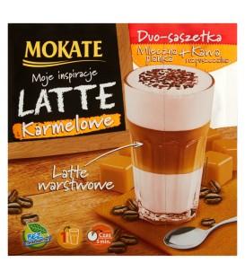 Mokate Moje Inspiracje Latte karmelowe 22 g