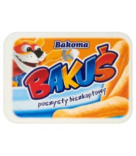 Bakoma Bakuś Puszysty biszkoptowy Serek 90 g