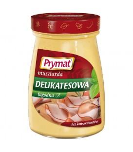 Prymat Musztarda delikatesowa 185 g