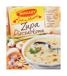 JAK U MAMY Zupa Pieczarkowa 45g