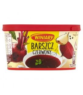 WINIARY barszcz czerwony instant 170g