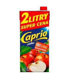 Caprio Jabłko Napój 2 l