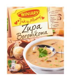 JAK U MAMY Zupa Borowikowa 44g WINIARY