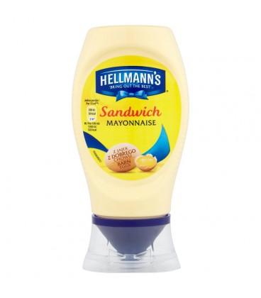 Hellmann's Majonez do kanapek 225 ml