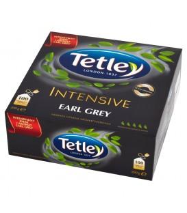 TETLEY INTENSIVE EARL GREY 100 torebek