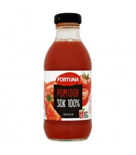 Fortuna Pomidor Sok 100% 300 ml