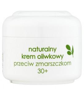 Ziaja Naturalny krem oliwkowy przeciw zmarszczkom 30+ 50 ml