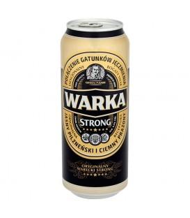 WARKA STRONG 4-PAK 500ML