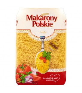Makarony Polskie Nitki Makaron 400 g