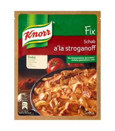 Knorr Fix Schab a'la stroganoff 56 g