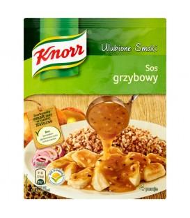 Knorr Ulubione Smaki Sos grzybowy 24 g