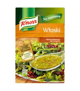 Knorr Sos sałatkowy włoski 9 g
