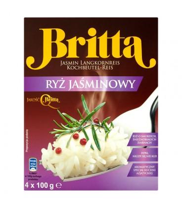 Britta Ryż jaśminowy 400 g (4 sztuki)