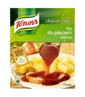 Knorr Ulubione Smaki Sos do pieczeni ciemny 29 g