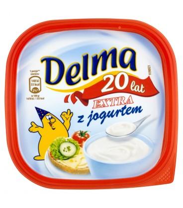 Delma Extra z jogurtem Margaryna 450 g