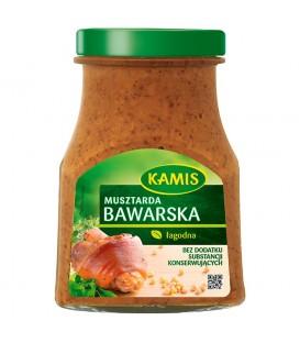 KAMIS MUSZTARDA BAWARSKA 185G