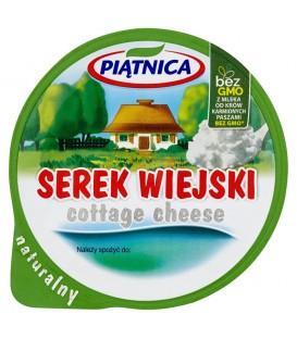 Piątnica Serek wiejski naturalny 200 g