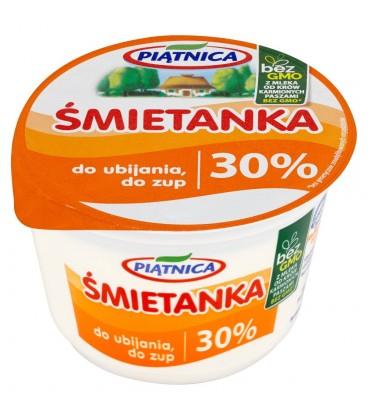 Piątnica Śmietanka do ubijania do zup 30% 200 ml