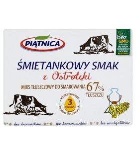 Piątnica Śmietankowy Smak z Ostrołęki Miks tłuszczowy do smarowania 200 g
