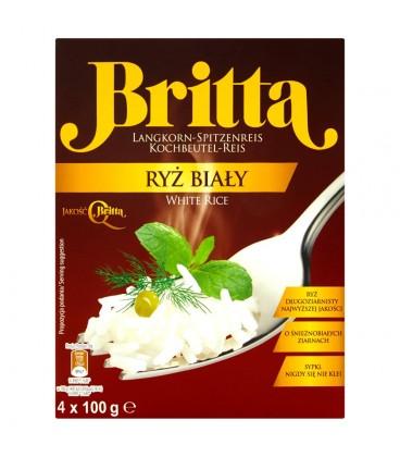 Britta Ryż biały 400 g (4 sztuki)