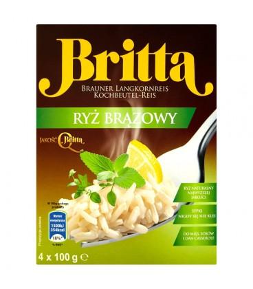 Britta Ryż brązowy 400 g (4 sztuki)