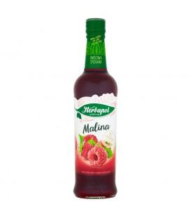 Herbapol Owocowa Spiżarnia Malina Syrop owocowy 420 ml